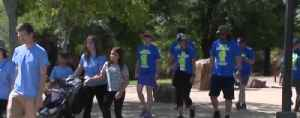 Crohn's and Colitis Foundation hosts annual walk to raise awareness [Video]