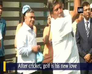 Kapil Dev shows his love for golf in Haryana's Gurugram [Video]