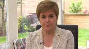 'We want to keep Scotland in the EU' [Video]