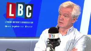 David Davis Will Not Vote For Withdrawal Agreement Bill At Second Reading [Video]