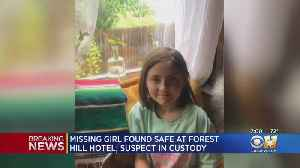 Kidnapped 8-Year-Old Girl, Salem Sabatka, Found Safe; Suspect In Custody [Video]