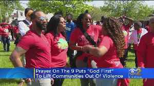 Prayer On The 9 Anti-Violence March Features Common [Video]