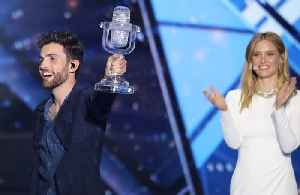 News video: Duncan Laurence 'still can't believe' Eurovision win!