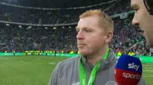 Lennon: 'A very special moment' [Video]