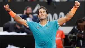 Rafael Nadal Powers Past Longtime Rival Novak Djokovic In Italian Open Final
