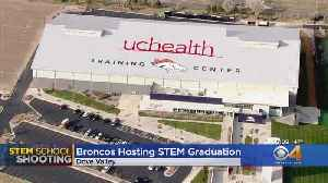 STEM School Highlands Ranch Graduations To Be Held At Dove Valley [Video]