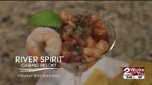 In the Kitchen with Fireside Grill: Border Cocktail [Video]