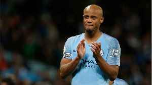 News video: Vincent Kompany Will Become Player-Manager In Belgium