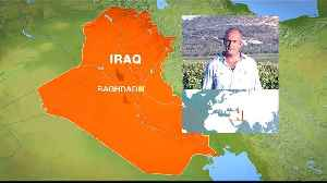Iraq: Rocket attack hits Baghdad's Green Zone