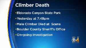 Authorities Find Man's Body At Eldorado Canyon State Park [Video]