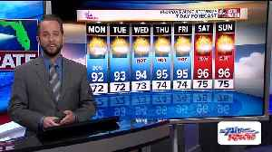 Florida's Most Accurate Forecast with Jason on Saturday, May 19, 2019 [Video]
