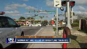 Woman hit and killed by train identified [Video]