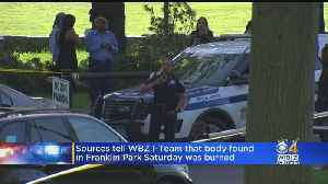 Body Of Man Found In Franklin Park In Dorchester Was Burned [Video]