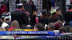 Chico State Graduations [Video]