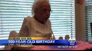 Alita Abshier celebrates her 100th birthday [Video]