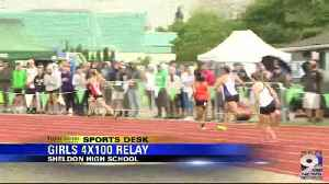 6A District Track Relays (5/18/19) [Video]