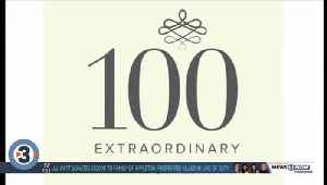100 Extraordinary Women provides for women [Video]