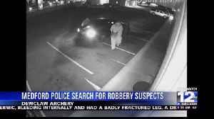 Three people rob archery store in Medford [Video]