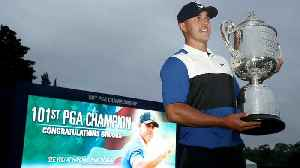 Brooks Koepka Avoids Collapse to Win Second Consecutive PGA Championship [Video]