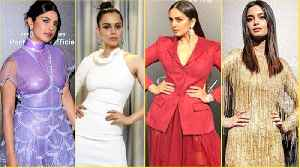 News video: Cannes 2019 | Kangana Ranaut, Priyanka Chopra, Diana Penty, Huma Qureshi Gracing The Chopard Party