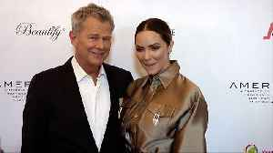 David Foster and Katharine McPhee 'American Icon Awards' Gala Red Carpet [Video]