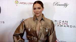 Katharine McPhee 'American Icon Awards' Gala Red Carpet [Video]