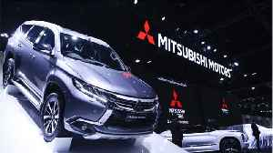 Mitsubishi CEO Steps Down, New CEO 'To Rethink Strategy' [Video]