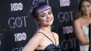News video: Maisie Williams To Guest Judge Rupaul's Drag Race UK