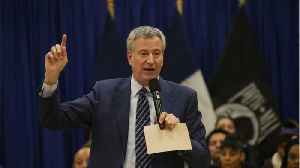 News video: De Blasio's Polling Numbers Are Shockingly Abysmal