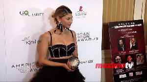 Abla Sofy 'American Icon Awards' Gala Red Carpet [Video]