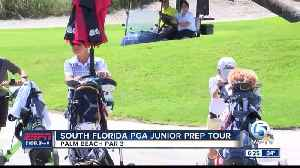 South Florida PGA Prep Junior Golf Tournament [Video]