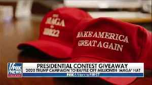 Fox News report on MAGA hat competition [Video]