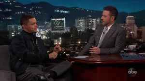 Trevor Noah says Trump is the first president to 'actually deliver' on promises [Video]