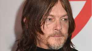 Walking Dead Star Norman Reedus Shows Game of Thrones Finale Excitement [Video]