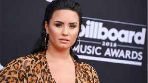 Demi Lovato Debuts New Tattoo Of Her Great-Grandmother [Video]