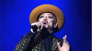 Boy George storms off the set of 'The Voice Australia' [Video]