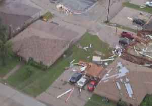 Heavy Damage Reported Following Storm and Suspected Tornado in Abilene, Texas [Video]