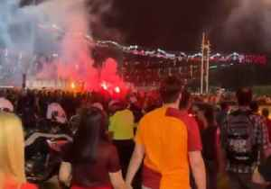 Galatasaray Fans Celebrate Back-to-Back League Titles [Video]