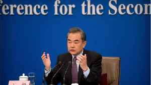 China's top diplomat calls for U.S. restraint on trade, Iran [Video]