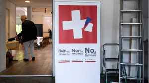 Swiss voters approve tighter gun control, avoid EU clash [Video]