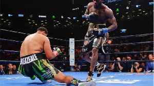 Deontay Wilder Has All-Time TKO Of Dominic Breazeale [Video]