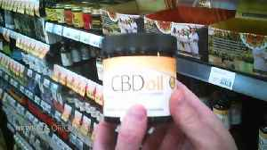 Illegal CBD products on store shelves [Video]