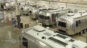 Buckeye Built: Airstream keeps company parked in Ohio with new 750,000 sq. ft. facility in the works [Video]