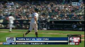 Brett Gardner helps New York Yankees rout Tampa Bay Rays 13-5 [Video]