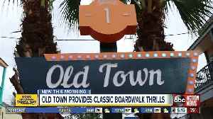 Old Town offers classic boardwalk fun at affordable prices [Video]