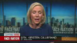 Kirsten Gillibrand on illegal immigrants: 'I wouldn't use the detention system at all' [Video]