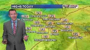 13 First Alert Las Vegas weather updated May 20 morning [Video]