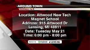 Around Town - Atwood New Tech Magnet School Science Fair - 5/20/19 [Video]
