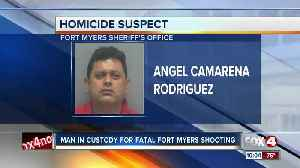 Man charged with homicide after woman found dead at Fort Myers home [Video]