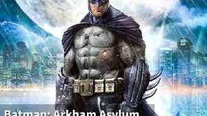 Batman Arkham Asylum Is The Best Licensed Game Of All Time According To New Poll [Video]